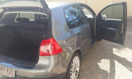 2007 Volkswagen Golf Hatchback Scarborough Redcliffe Area Preview