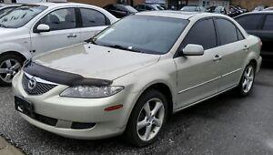 2006 Mazda 6 Sport