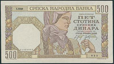 Ro.605b 500 Dinara 1941 (1)