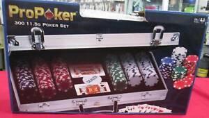 PRO POKER 300 11.5G POKER SET Miller Liverpool Area Preview
