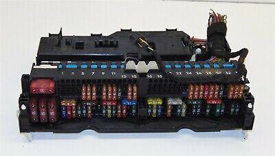 FUSE BOX ELECTRICAL PANEL POWER DISTRIBUTION GLOVE BOX BMW E46 328 323 325 330