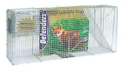 Fox Cage Trap - Live Catch