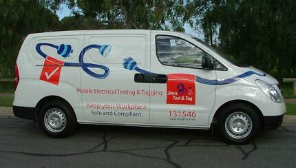 Jim's Test & Tag Franchise - Established 3 Years Tewantin Noosa Area Preview
