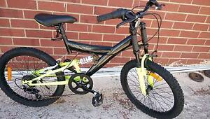 TRAx 20 inch wheel dual suspension mountain bike Langford Gosnells Area Preview
