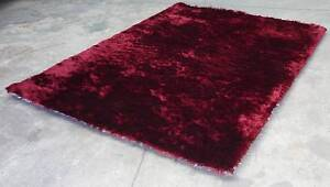 Brand New * Silky Shaggy Floor Rug Carpet 160x230cm Thomastown Whittlesea Area Preview