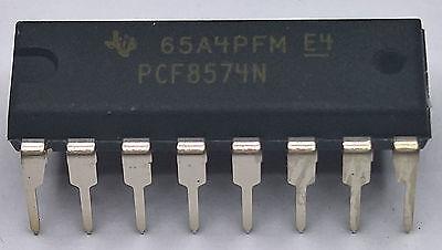 5 x PCF8574 I2C Portexpander DIL - Port Expander