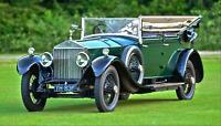 1925 ROLLS ROYCE PHANTOM 1 HOOPER ALL WEATHER CABRIOLET