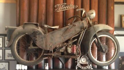 Velocette LE Motor Cycle