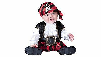 Cap'n Stinker Pirate Costume for Toddlers 18-24 Months Baby Toddler Halloween - Halloween Costumes For Baby Boys