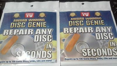 Cd DVD Games Scratch Repair Kit By Disc Genie Buy Original NO IMITATIONS