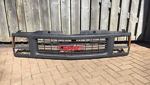 GMC Grille & Reflectors