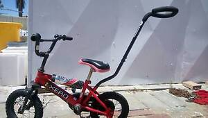Xero Nitrox 12 inch wheel toddler bike with parent control Langford Gosnells Area Preview