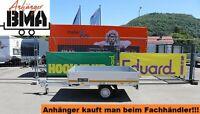 EDUARD Anhänger Hochlader 200x145x30 750kg ALUBORDWÄNDE NEU Baden-Württemberg - Mühlhausen im Täle Vorschau