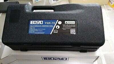 Ibosao Yqk-70 Hydraulic Crimping Tool Wgloves