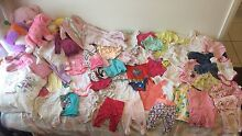 Baby girl clothing size 000 Oxley Vale Tamworth City Preview