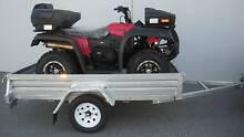 HISUN 500 TREKKER PACK - INCL TRAILER + TOP BOXES $6,995 Wangara Wanneroo Area Preview