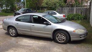 2001 Chrysler Intrepid