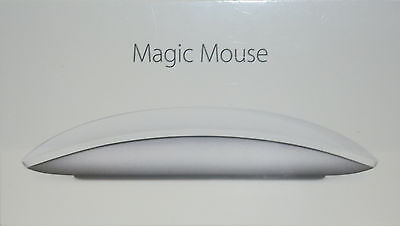 Genuine Apple Magic Mouse 2 Silver MLA02LL/A Brand New Sealed