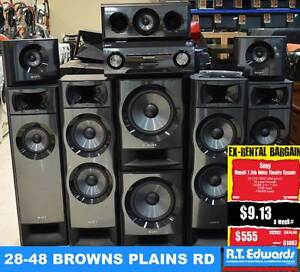 Sony Muteki HTM7 Home Theatre System with Warranty Browns Plains Logan Area Preview