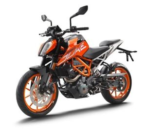 LOOKING FOR : KTM Duke 390 2017