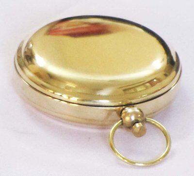 Best Gift Item Nautical Push Button Maritime Compass Directional Pocket