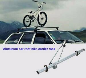 Aluminium Car Roof Bike Rack Top Bicycle Holder Carrier