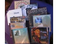 Blues CD's x 9
