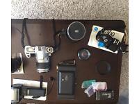 cameras / camera equipment