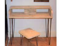 Hand Crafted Made To Order Dressing Table