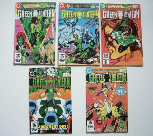 GREEN LANTERN #169 170 171 172 173 - FIVE, Near Mint DC Comics w/HQ Scans - 1983