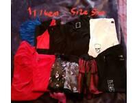 Ladies size small - medium clothes bundle