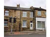 A Fantastic 2 bed back to back in a great location , unfurnished. £350 pcm