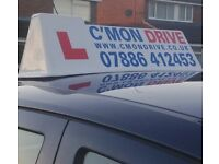 Driving lessons in Luton and Surrounding Areas (C'MON DRIVE)
