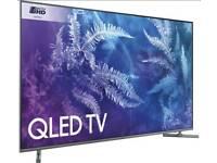 "SAMSUNGQE55Q6FAMT 55"" Smart 4K Ultra HD HDR QLED TV *2"
