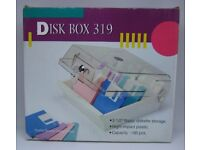 Brand New and Boxed Disk Box 319
