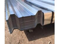 👷🏻 3.6M Galvanised Box Profile Roof Sheets ~ New