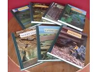 Set of 7 Readers Digest The Living Countryside Books