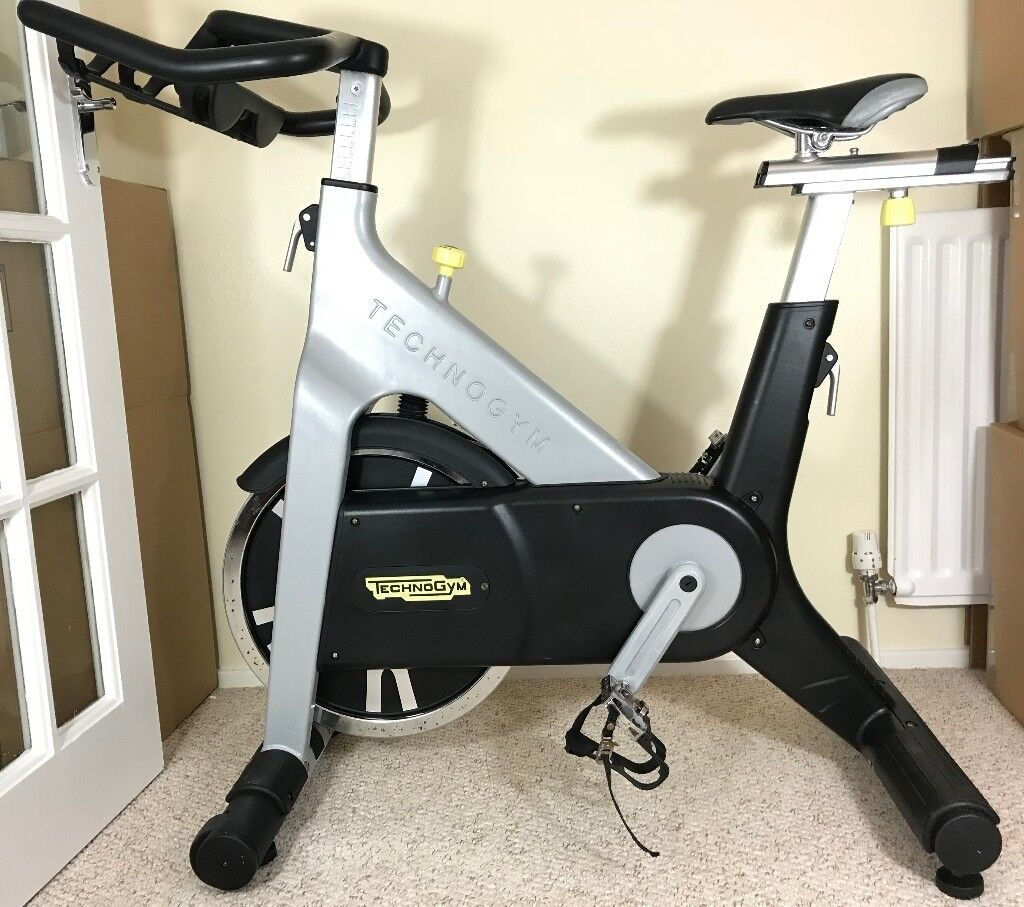 TechnoGym Spin Studio Exercise Bike Commercial Home Gym