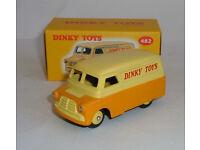 dinky re-edition bedford van