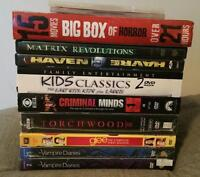 seasons and dvds for sale
