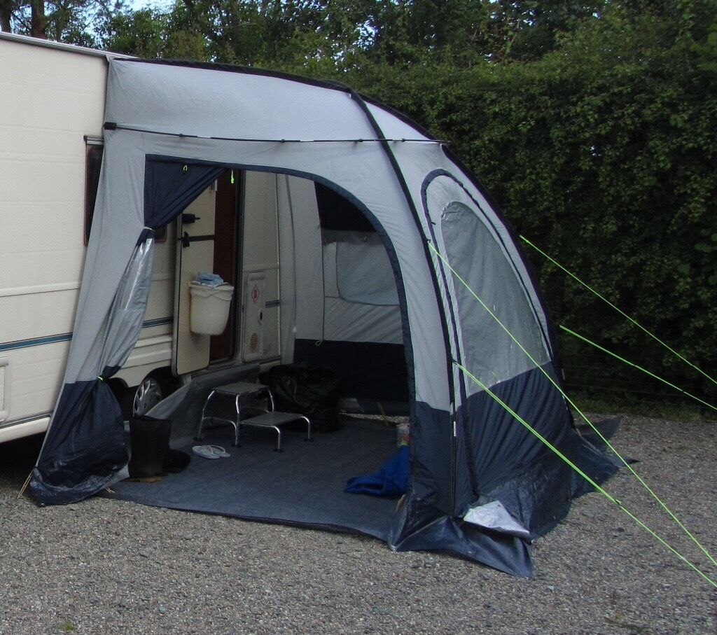 Sunncamp Scenic Plus Porch Awning