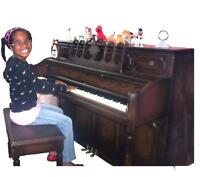 Piano & Keyboard Lessons for all ages - Etobicoke