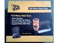 JCB 750 Watt Nail Gun. Brand New. £15.