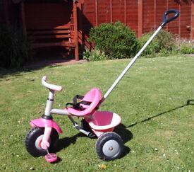 Mothercare Pink Trike