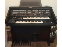Technics SX-EX70 Electronic Organ Full Working Order and in very nice condition