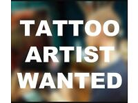 Looking for a tattoo artist