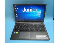 Acer i5 UltraFast 480GB SSD, 12GB Ram, HD High End Laptop, Gaming NVIDIA GT720M, Immaculate, Boxed