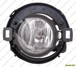 Fog Lamp Driver Side/Passenger Side Nissan XTERRA 2005-2012