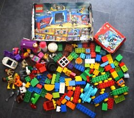LEGO & DUPLO Bundle Job Lot Marvel Thor vs. Hulk Arena 76088 Juniors 10720