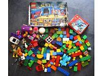 LEGO & DUPLO Bundle Job Lot Marvel Thor vs. Hulk Arena 76088 Juniors 10720